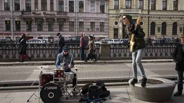 В Санкт-Петербурге готовят ограничения для уличных музыкантов