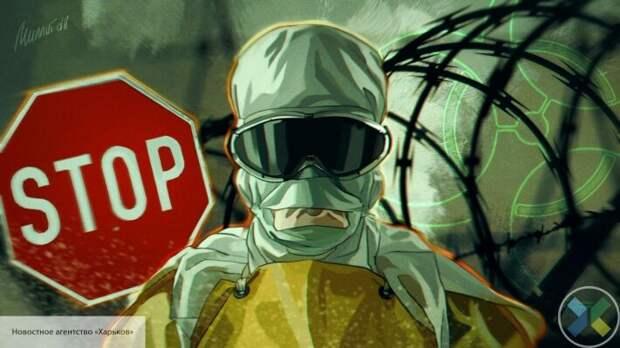 Заболевший коронавирусом житель ДНР ездил на работу с температурой, наплевав на карантин