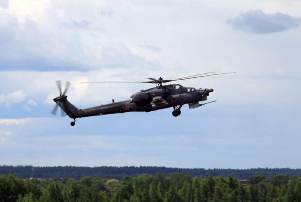 Вертолеты российского производства продемонстрировали уникальные возможности на «Авиадартс-2014»