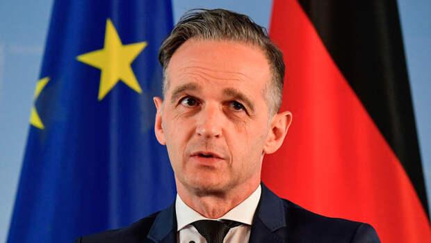 МИД ФРГ заявил о готовности Евросоюза к диалогу с Россией