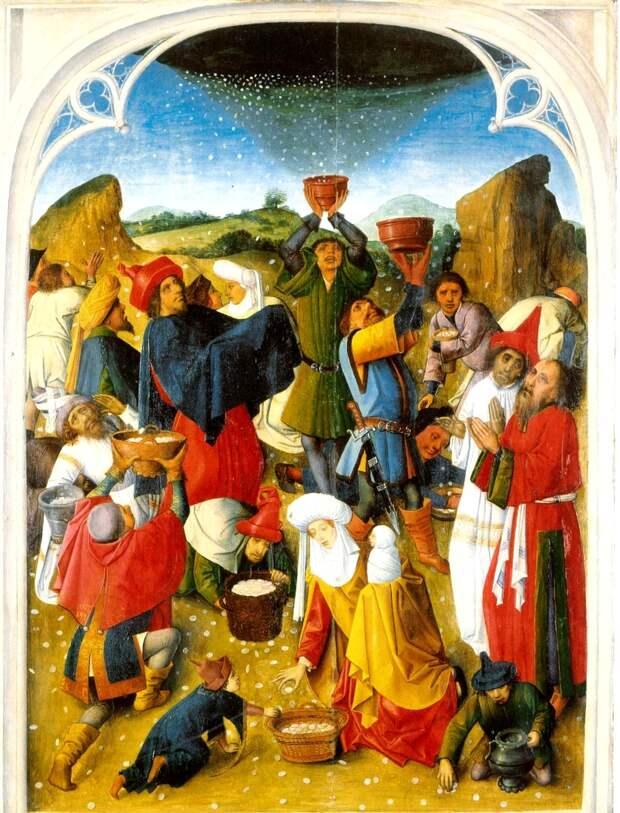 Библейская манна небесная: что это такое, и с чем ее едят