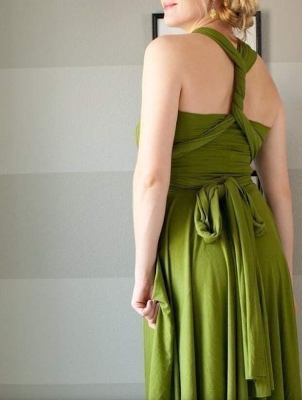 Выкройка слинга - платья