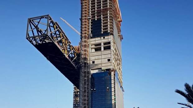 Видео: Новый мегапроект Дубая — самая длинная консоль в мире