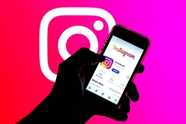Сбой в работе Instagram произошел 17 мая 2021 года