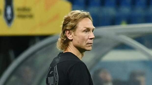 Павленко рассказал о запретах Карпина и конфликте с Дзюбой в «Спартаке»