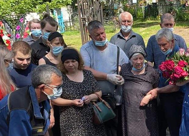 Нашлось заявление жены о разводе с жертвой Ефремова Захаровым