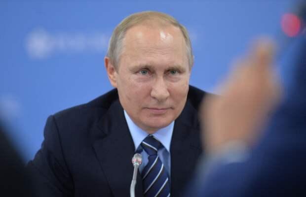 Путин рассказал, каким должен быть следующий президент России