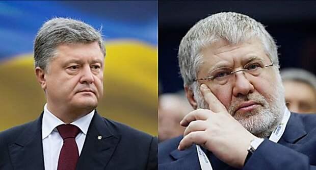Черная полоса в жизни экс-президента Порошенко