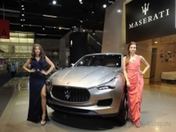 На дорожные испытания вышел новый кроссовер Maserati Levante