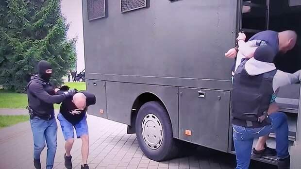 Задержание россиян в Белоруссии оказалось провокацией спецслужб Украины