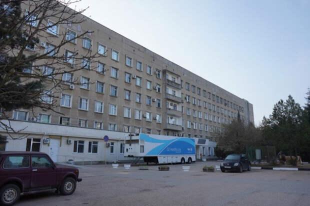 В работе севастопольской больницы выявлены многочисленные нарушения