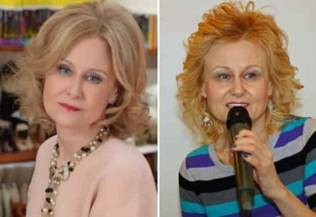 Писательница Дарья Донцова | Фото: shkolazhizni.ru, starhit.ru