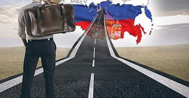Со своих территорий русских они выгнали в Россию. А сами тогда зачем приехали к нам? ...