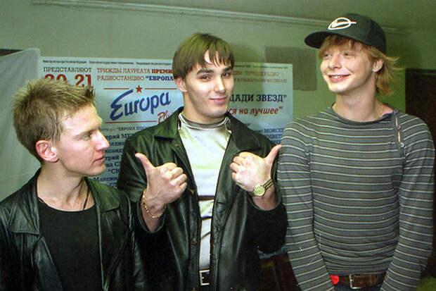 3 видео Иванушек International из 90-х, когда они выступали в школах