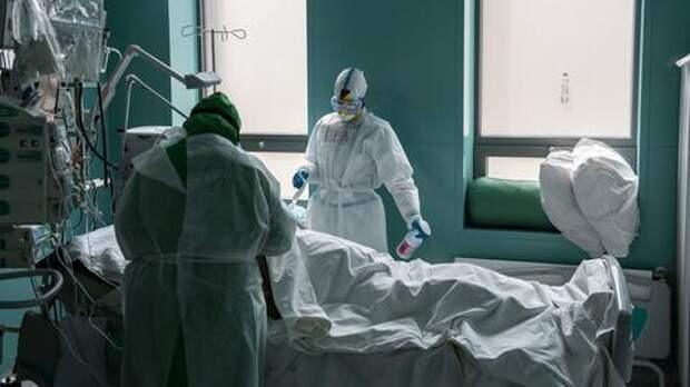 В Краснодарском крае COVID-19 заболели еще 103 человека