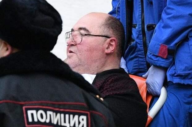 Арест бизнесмена Шпигеля по делу Белозерцева продлен по решению суда