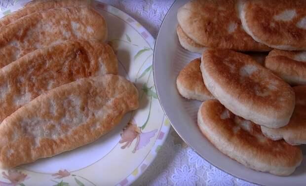 пирожки с капустой дома