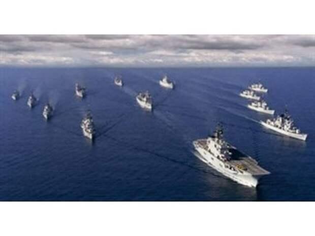 США теряют понимание природы морского могущества