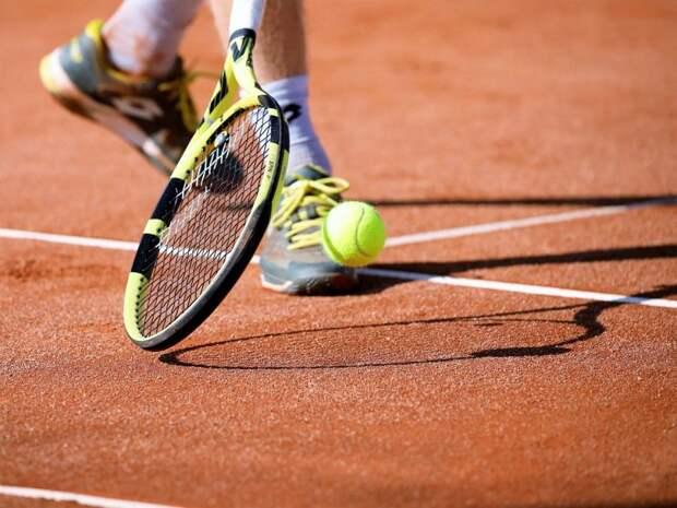 Завершилось благоустройство территории теннисного центра на Ленинградке