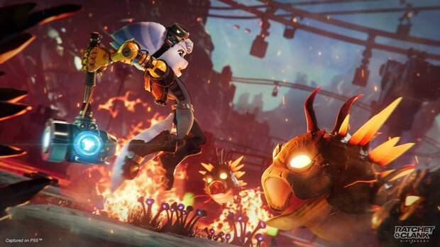 Ratchet & Clank: Rift Apart: новые детали межгалактического приключения