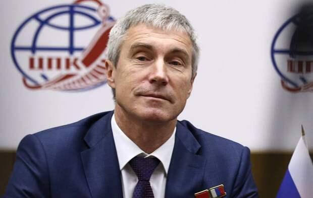 На прежней должности: Сергей Крикалев остался в Роскосмосе