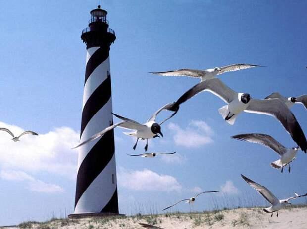 Самые загадочные маяки