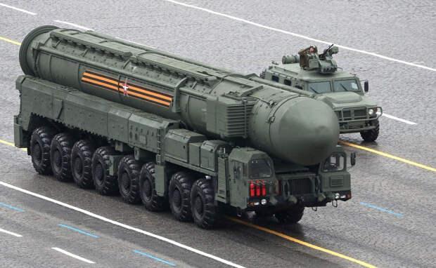 Американский аналитик назвал самое грозное вооружение, показанное на параде Победы