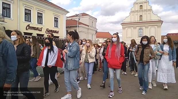 100 дней белорусской «революции» — 100 шагов к безумию