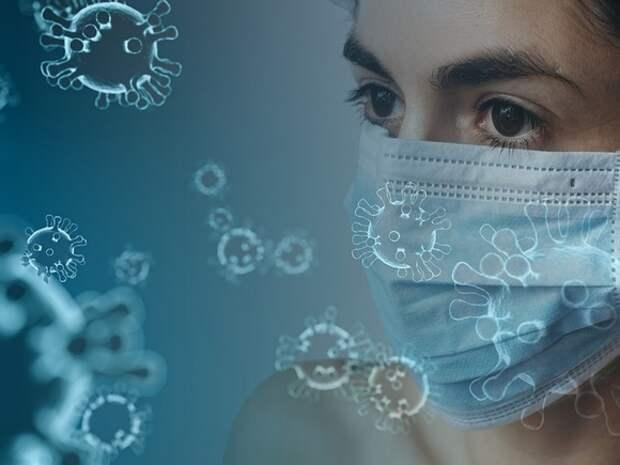 Суточный прирост зараженных коронавирусом в России вновь опустился ниже 9тыс.
