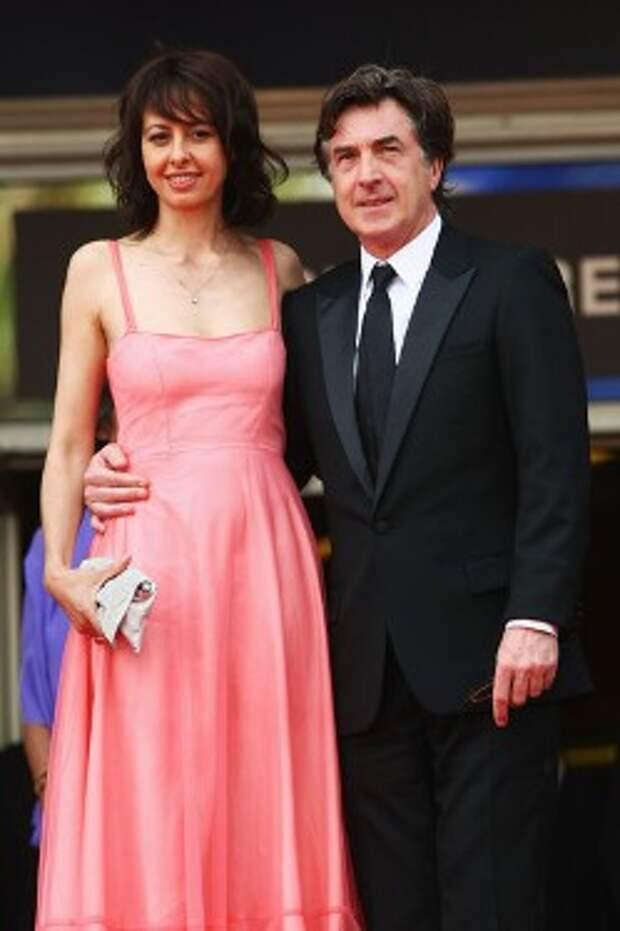 Франсуа Клюзе и Валери Боннетон, 2009