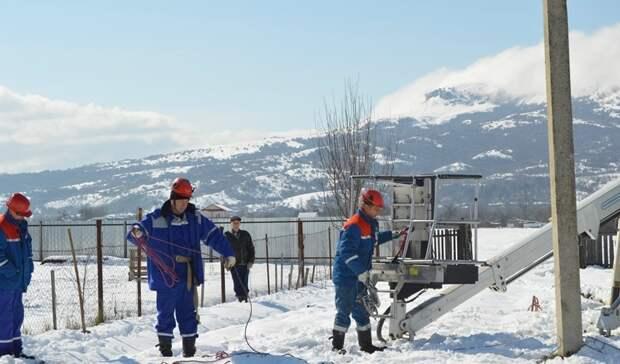 «Россети» вложат более 1млрд рублей вобновление электросетей Дагестана