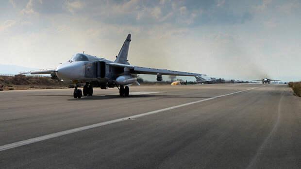 Военнослужащие ВС РФ отпраздновали День Победы на авиабазе Хмеймим в Сирии