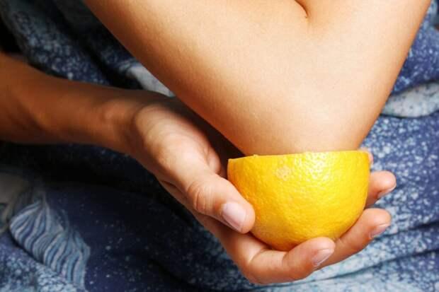 Как ухаживать за кожей локтей в домашних условиях? Бьюти-лайфхаки