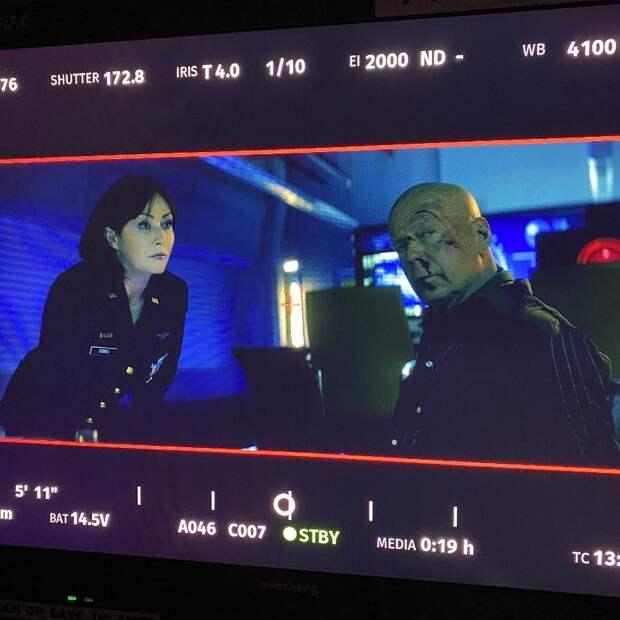 Больная раком Шэннен Доэрти возвращается к работе в кино