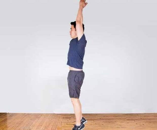 Упражнение «Бурпи»