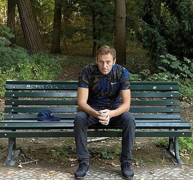 Запад устроил постановку с «отравлением Навального», чтобы вмешаться в российские выборы