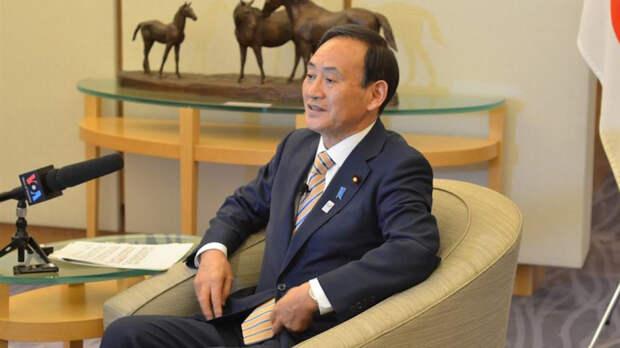 Японский премьер подчеркнул важность решения вопроса Южных Курил с Россией