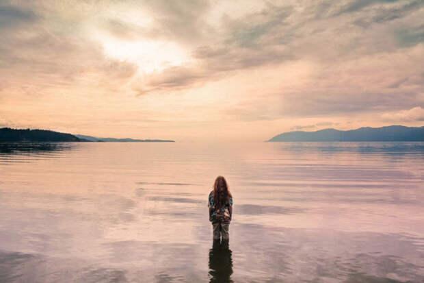Элизабет Гэдд - Любимый фотограф интровертов
