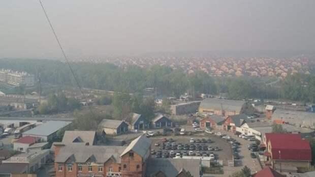 ВТюменской области прогнозируют чрезвычайную пожарную опасность