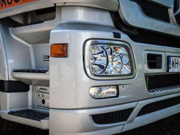 В России возникла острая нехватка грузовиков