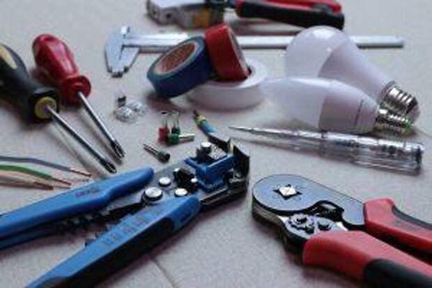 Все необходимое для ремонта