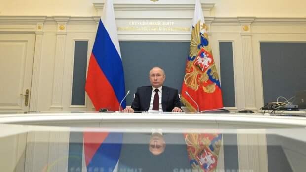 Путин указал на необходимость сделать знания одной из важнейших ценностей общества