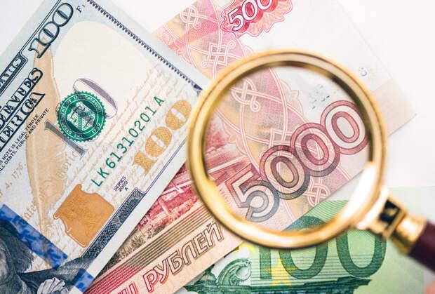 Новые санкции США оказались неожиданным позитивом для рубля