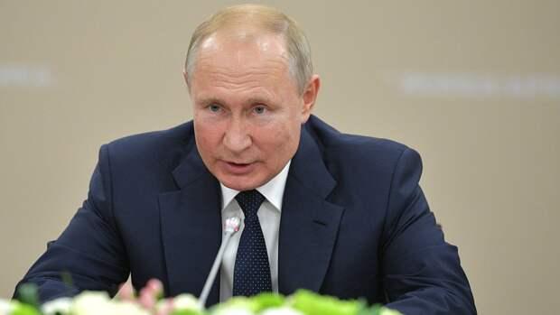 Рябков рассказал о подготовке к встрече Путина и Байдена