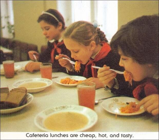 Обычная жизнь четвероклассницы Кати в 1987 году школа, фоторепортаж, дети, ссср