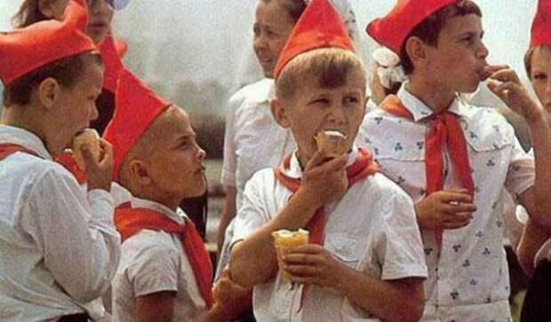 Как в СССР появился пломбир из Америки