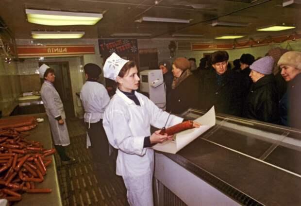Как люди воровали в СССР.