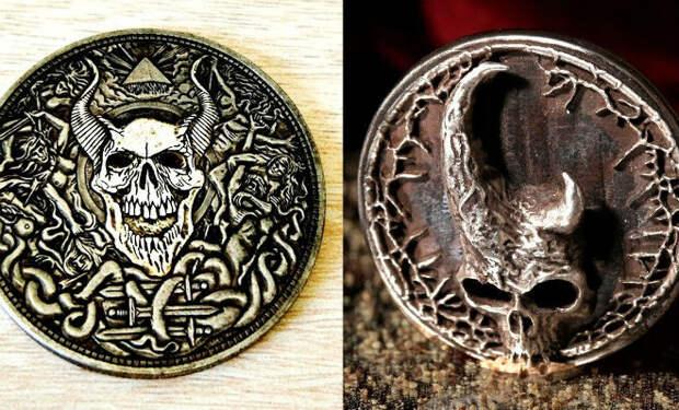 Странные монеты
