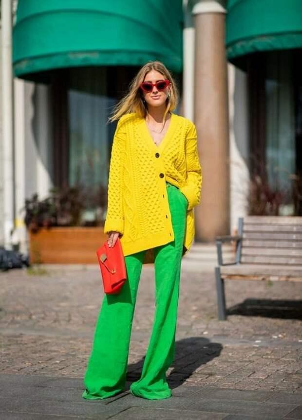 Яркий желтый: как носить один из самых главных цветов весны 2021 и выглядеть стильно