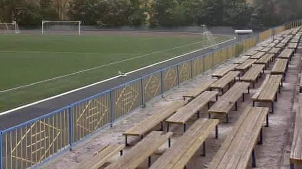 Стадион «Арсенал» вРостове дождался капитального ремонта